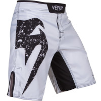 Шорты venum original giant fightshorts - white