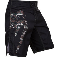 Шорты VENUM ORIGINAL GIANT FIGHTSHORTS - BLACK/WHITE
