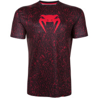 Футболка VENUM NOISE DRY TECH - BLACK/RED