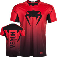 Футболка venum hurricane x-fit t-shirt  - red/black