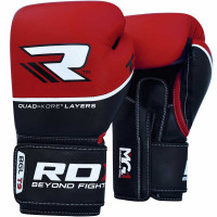 Перчатки для бокса RDX BOXING GLOVE BGL-T9 RED