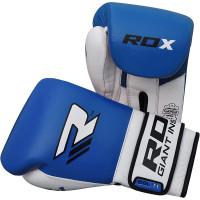 Перчатки для бокса rdx bgl -t1 gel pro blue