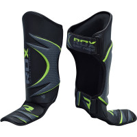 Щитки RDX MMA Shin Instep Guards Muay Thai Kickboxing