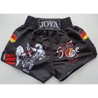 Шорты для тайского бокса jova black