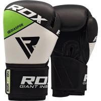 Перчатки для бокса RDX BOXING GLOVES REX F11 GREEN
