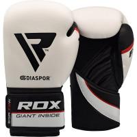 Перчатки для бокса rdx boxing gloves rex f8 white