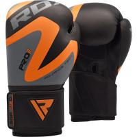 Перчатки для бокса RDX BOXING GLOVES REX F12 ORANGE