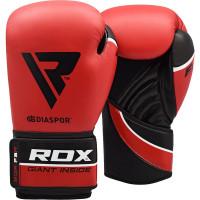 Перчатки для бокса RDX BOXING GLOVES REX F8 RED