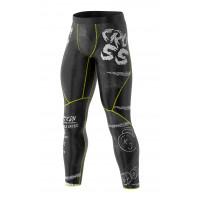Компрессионные штаны smmash cross wod board