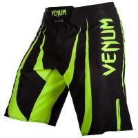 Шорты VENUM NOISE FIGHTSHORT - BLACK/YELLOW