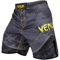 Шорты venum tramo - black/yellow