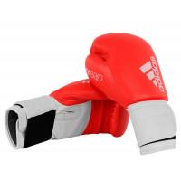 Перчатки боксерские Adidas Hybrid 100 red/white