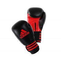Перчатки боксерские Adidas Power 100 black/red