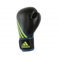 Перчатки боксерские Adidas Speed 100 black/blue