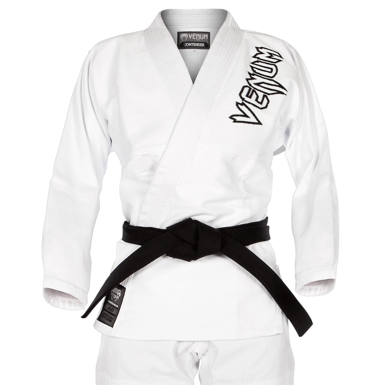 Кимоно для бжж venum contender 2.0 bjj gi - white