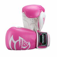 Боксерские перчатки pretorian pink