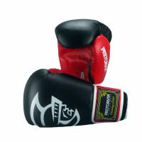 Боксерские перчатки pretorian black/red