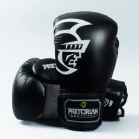 Боксерские перчатки Pretorian Black