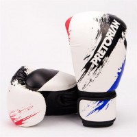 Боксерские перчатки 2016 pretorian new hot boxing gloves white