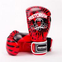 Боксерские перчатки 2016 pretorian new hot boxing gloves red