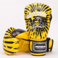 Боксерские перчатки 2016 pretorian new hot boxing gloves yellow