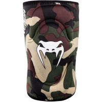Наколенник venum kontact gel knee pad - forest camo