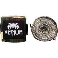 Бинты для ММА Venum Kontact Boxing Handwraps 2,5m Forest Camo