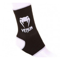 Суппорты venum ankle support guard - muay thai kick boxing black