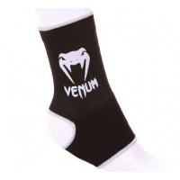 Суппорты venum ankle support guard - muay thai kick boxing black