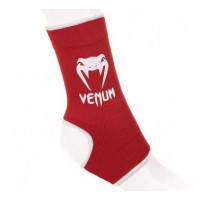 Суппорты venum ankle support guard - muay thai kick boxing red