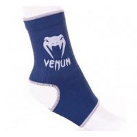 Суппорты venum ankle support guard - muay thai kick boxing blue