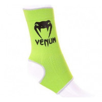 Суппорты venum ankle support guard - muay thai kick boxing yellow