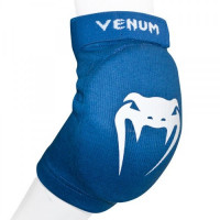 Налокотники Venum Kontact Elbow Protector - Cotton Blue (пара)