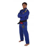 Кимоно для бжж kingz basic 2.0 jiu jitsu gi - blue