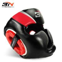 Шлем боксерский BN fight Red