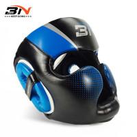 Шлем боксерский BN fight Blue