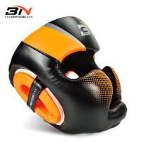 Шлем боксерский BN fight Orange