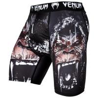Компрессионные шорты venum gorilla vale tudo black