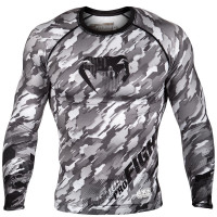 Рашгард venum tecmo - long sleeves - grey