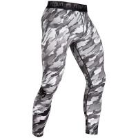Компрессионные штаны venum tecmo - grey