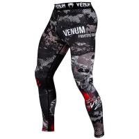 Компрессионные штаны venum zombie return - black