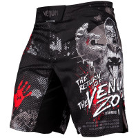 Шорты mma venum zombie return - black