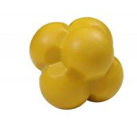 Тренажер ловкости reaction ball желтый