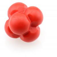 Тренажер ловкости reaction ball красный