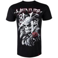 Футболка Venum Samurai Skull - Black