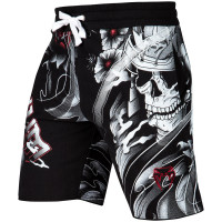 Шорты Venum Samurai Skull Training Shorts - Black