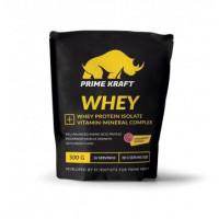 Протеин prime kraft whey молочный шоколад 500 г