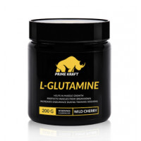 L-GLUTAMINE prime craft клубника 200 г