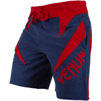 Шорты Venum Jaws Cotton Shorts - Navy blue