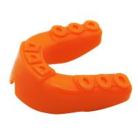 Капа для mma и бокса - оранжевая